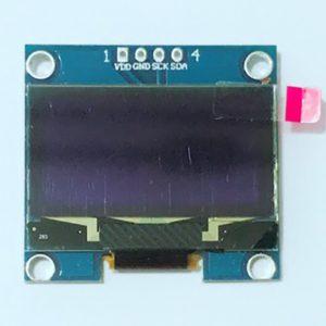 Màn Hình Oled 1.3 Inch Giao Tiếp I2C (blue)