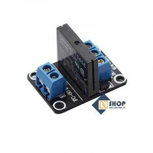 Module 1 Relay Rắn SSR (5VDC)