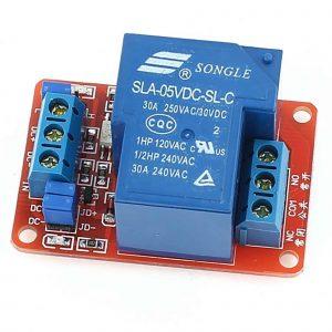 Module 1 Relay Với Opto Cách Ly Kích H/L 5V 30A