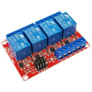 Module 4 Relay Kích H/L (5VDC)