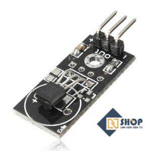 Module cảm biến nhiệt độ DS18B20
