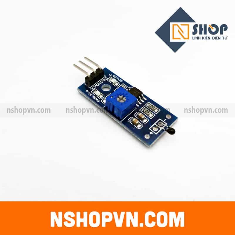 Module Cảm biến Nhiệt độ NTC Thermistor