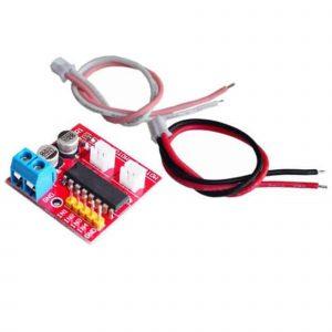 Module Điều Khiển Động Cơ L298 mini 2.5A