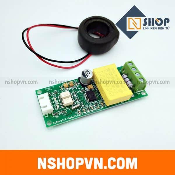 Module Đo Điện AC Đa Năng Giao Tiếp UART PZEM004T