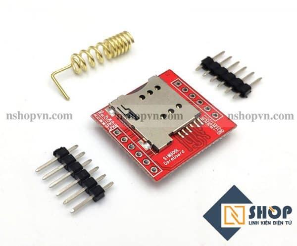 Module GSM GPRS Sim800L