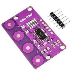 Module phím cảm ứng điện dung 4 kênh JMCU-0401