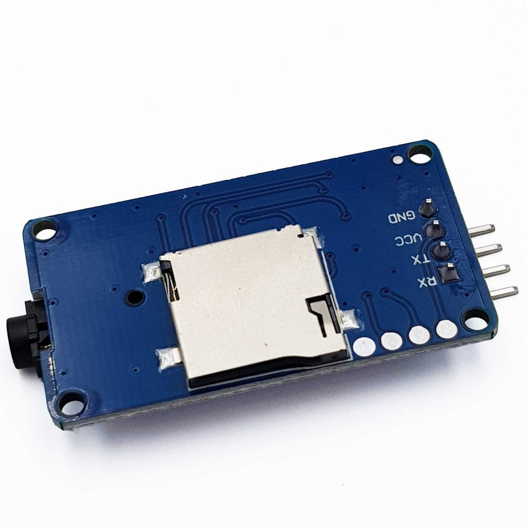 Module Serial MP3 Music Player UART TTL
