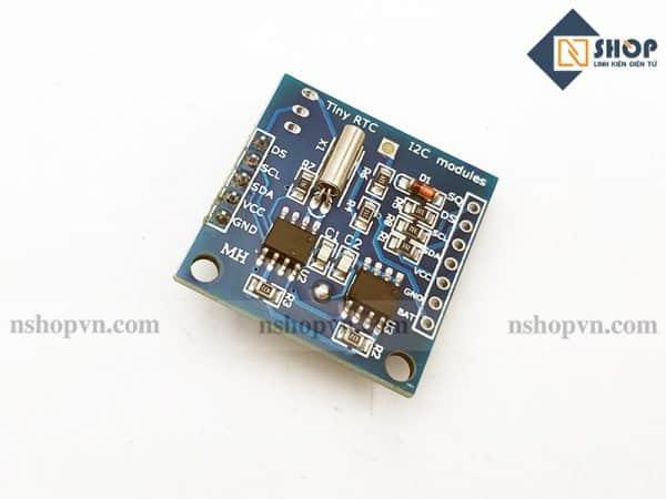 Module thời gian thực RTC DS1307