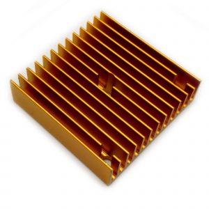 Nhôm tản nhiệt 40x40x11