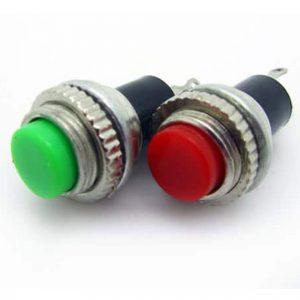 Nút nhấn DS-314 (đỏ)
