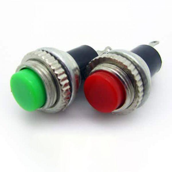 Nút nhấn DS-314 (xanh)