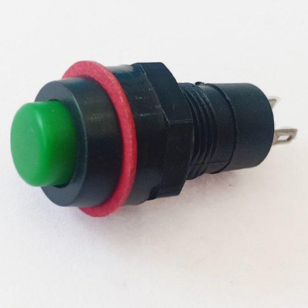 Nút nhấn tự giữ DS-213 (xanh)