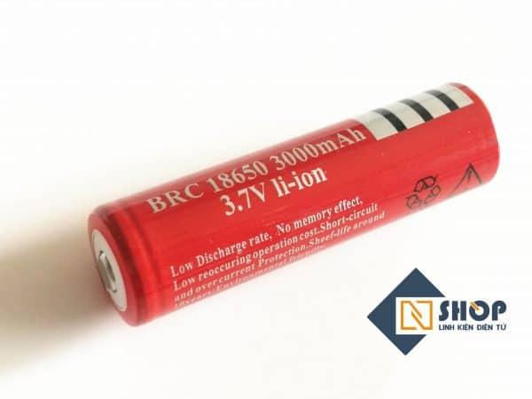 Pin 18650 Ultrafire 3000mAh 1