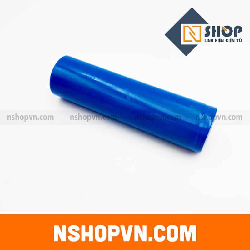 Pin cell 18650 2000mAh