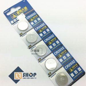 Pin cúc áo CR2032 3Volt