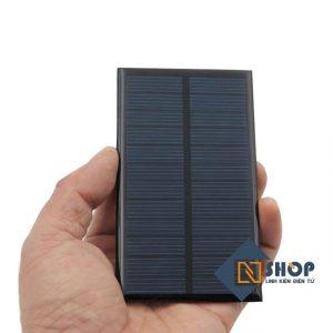 Pin năng lượng mặt trời 6V 1W