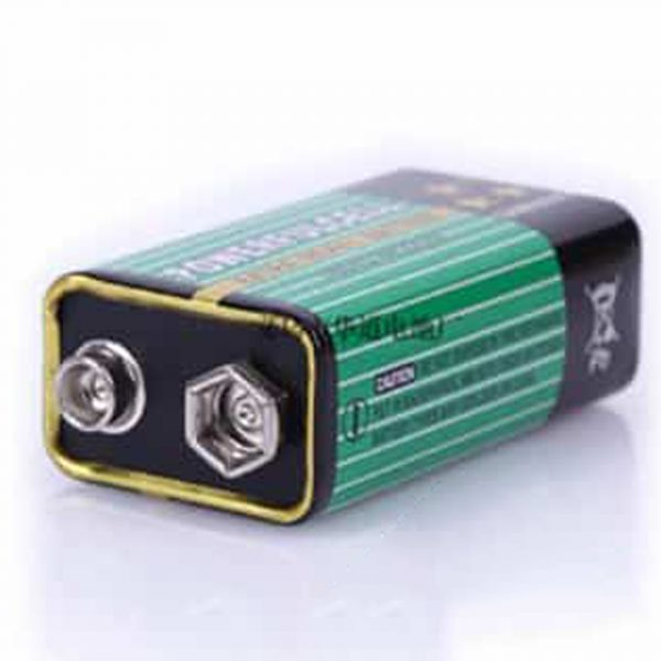 Pin vuông 9V powerfulcell