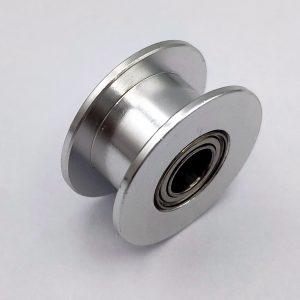 Puly căng đai GT2 trơn trục 5mm (tương ứng 20 răng)