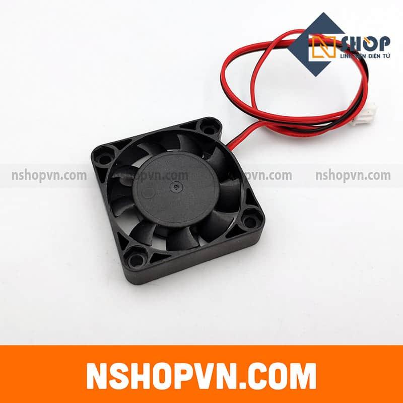 Quạt tản nhiệt 40x40x10mm 12VDC