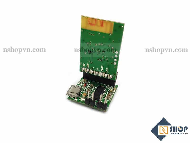 Cách kết nối Mạch khuếch đại âm thanh PAM8403 có kết nối bluetooth WIN-668