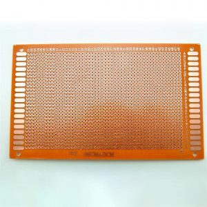 Test board hàn, Bản mạch hàn 1 mặt 9x15cm