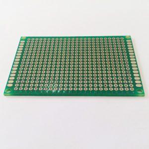 Test board hàn, Bản mạch hàn 2 mặt 3x7mm Sợi thủy tinh