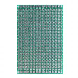 Test board hàn, Bản mạch hàn 2 mặt 8x12cm sợi thủy tinh