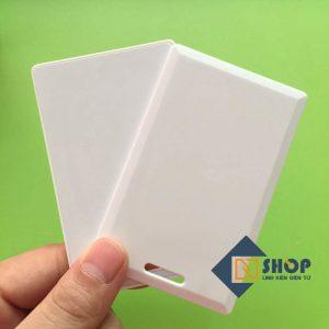 Thẻ RFID 125Khz Sao Chép Được T5577
