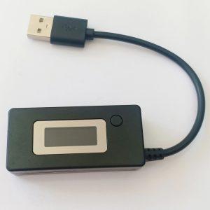 Thiết bị đo dòng, đo áp cổng USB KCX-017