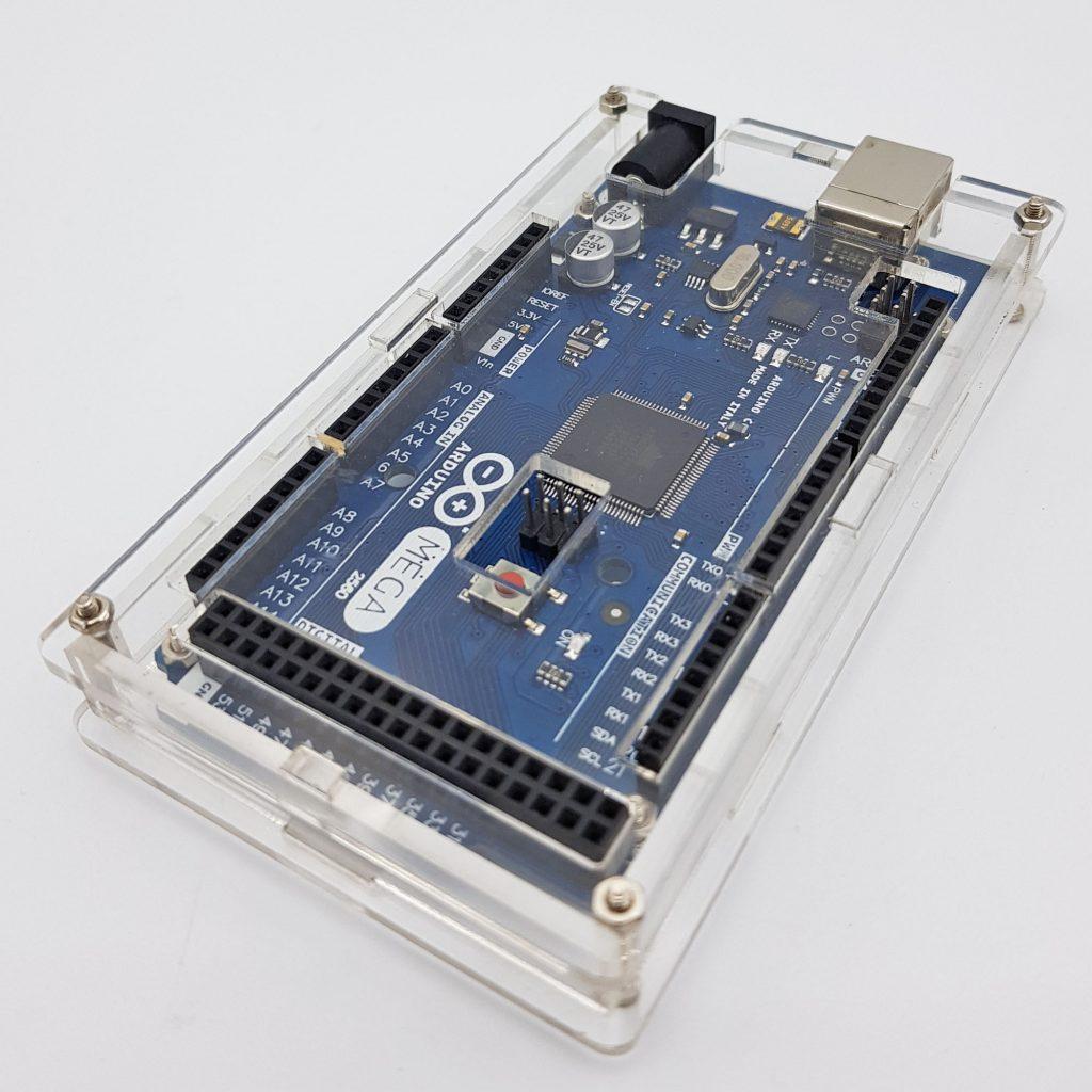 Vỏ mica bảo vệ Arduino Mega 2560