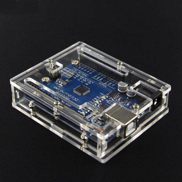 Vỏ mica bảo vệ Arduino UNO R3