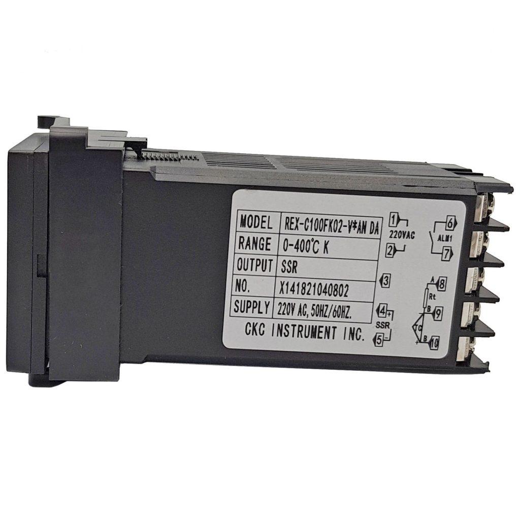 Bộ khống chế nhiệt độ 400 độ REX-C100