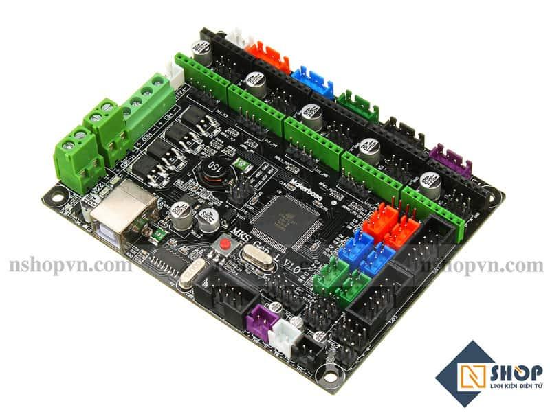 Mạch điều khiển máy in 3D MKS Gen L V1.0