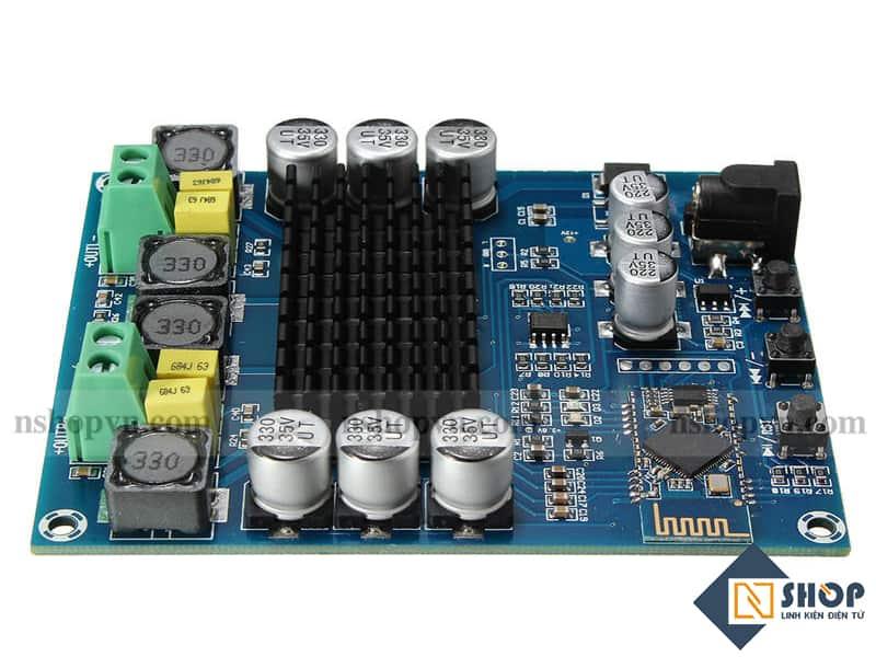 Mạch Bluetooth Khuếch Đại Âm Thanh TDA3116D2 120W x2 model XH-M548