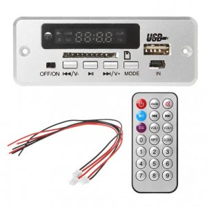 Mạch mp3 bluetooth FM tích hợp khuếch đại 2x3W
