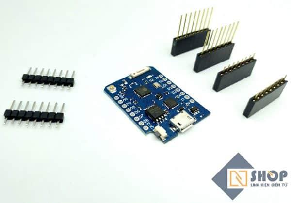 Mạch Wifi ESP8266 NodeMCU Lua D1 Mini Pro
