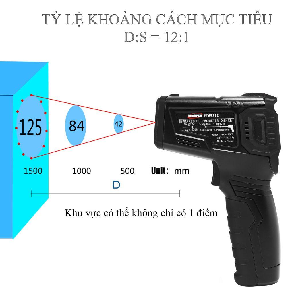 Hướng dẫn đo bằng máy WinApex ET6531C