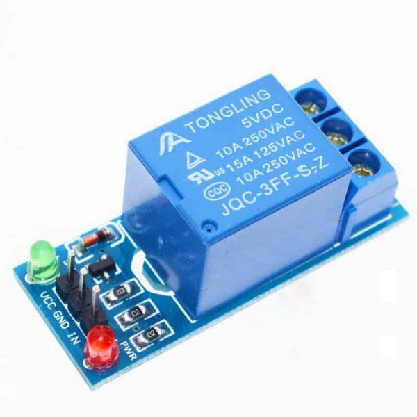 Module 1 Relay Kích Mức Thấp 5VDC