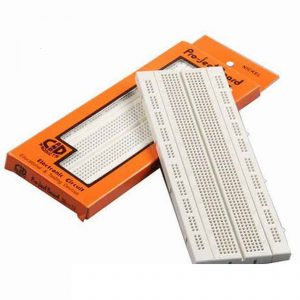 Test board, bread board 165x54mm 840 lỗ