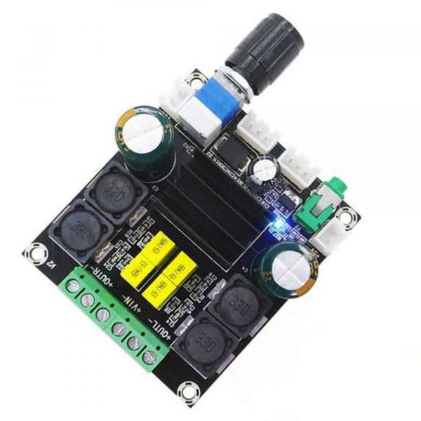 XH-M568 Mạch khuếch đại âm thanh TPA3116D2 12VDC 50Wx2