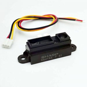 Cảm biến khoảng cách hồng ngoại Analog SHARP GP2Y0A41SK0F 4-30cm