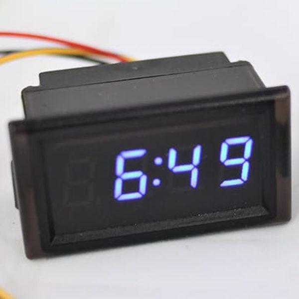 Đồng hồ thời gian chống nước (Xanh dương)