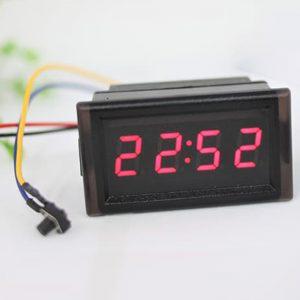 Đồng hồ thời gian (Đỏ)