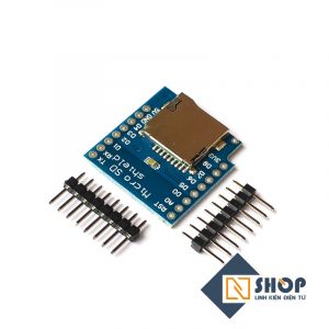ESP8266 NodeMCU Lua D1 Mini Micro SD Card Shield
