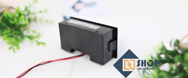 Mạch đo điện áp DC 8-200V