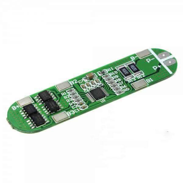 Mạch Sạc Bảo Vệ 4 Cell Pin 18650 HX-4S-A01
