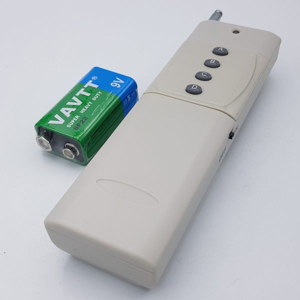 Remote 4 kênh 315Mhz 3000m