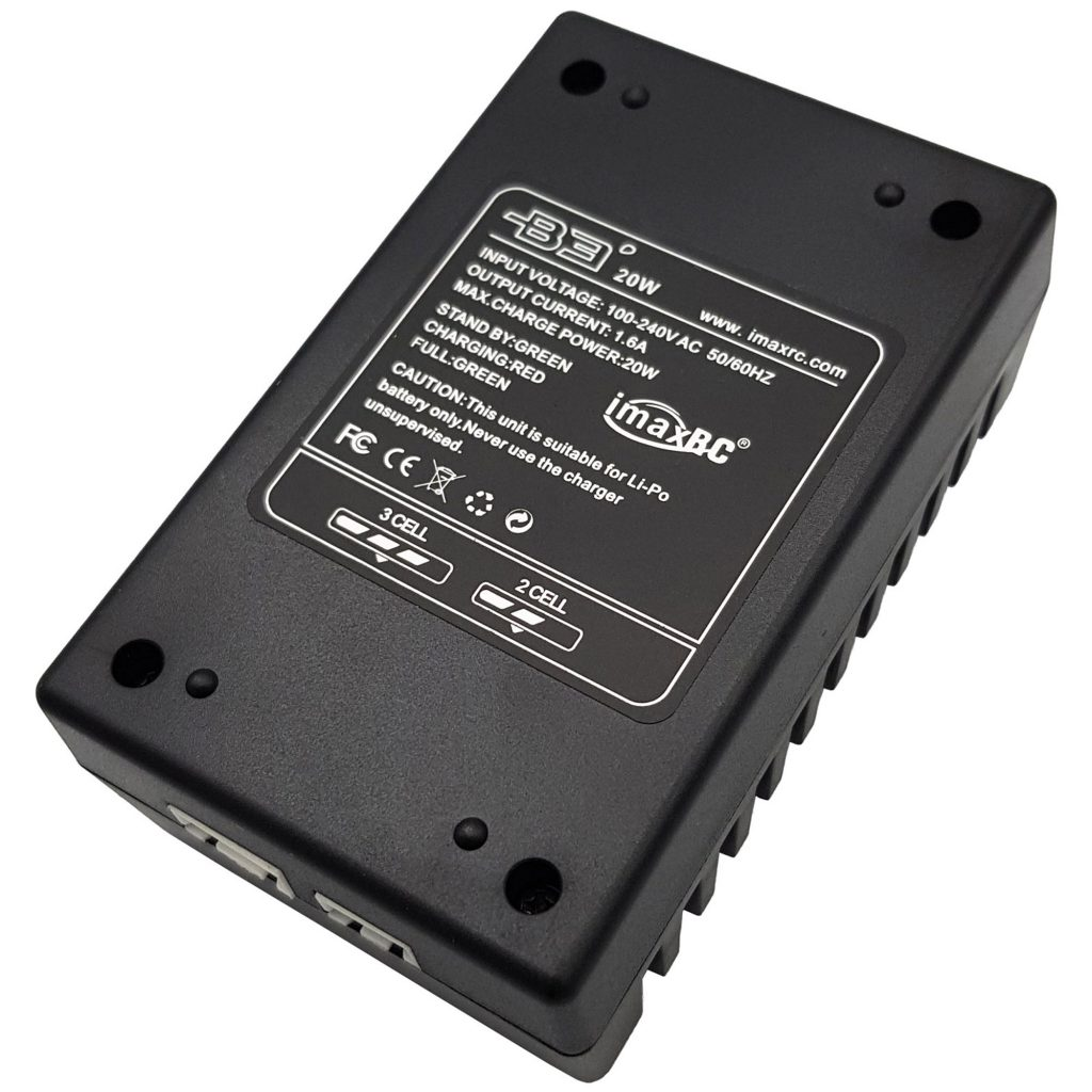 Bộ sạc cân bằng pin Lipo 2S 3S