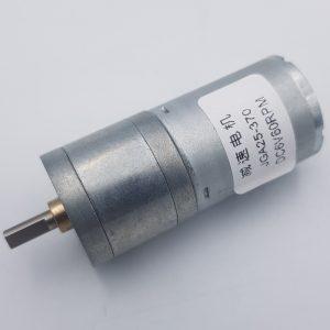Động cơ giảm tốc GA25 370 6V 60rpm