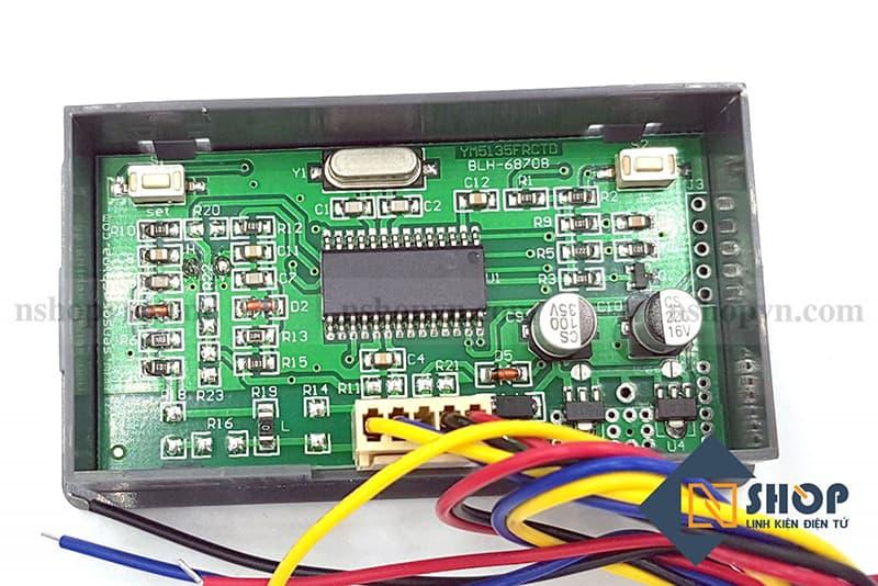 Đồng hồ đếm sản phẩm YM5135CT